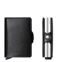 Secrid Credit Card Protector Twin Wallet Black Kreditkartenbox TO-Black