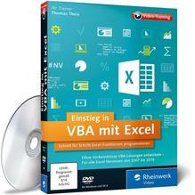 Einstieg in VBA mit Excel | Theis, Thomas