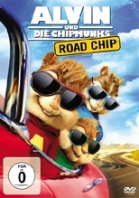 Alvin und die Chipmunks: Road Chip. Tl.4, 1 DVD