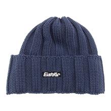 Eisbär Mütze Diega mit Umschlag Nachtblau 387517
