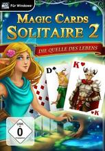 Magic Cards Solitaire 2 - Die Quelle des Lebens. Für Windows Vista/7/8/8.1/10