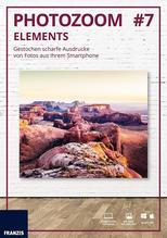 PhotoZoom #7 elements | Franzis, Franzis