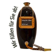 Laux 'Kräuter Likör' 32 % vol, in verschiedenen Flaschenformen und Mengen!