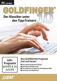 Goldfinger 10  (CD-ROM)   Freudenreich, Holger