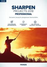 Sharpen projects professional 2018