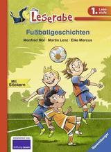 Fußballgeschichten | Mai, Manfred; Lenz, Martin