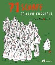 71 Schafe spielen Fussball | Albo, Pablo