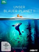 UNSER BLAUER PLANET II - Die komplette ungeschnittene Serie zur ARD-Reihe 'Der blaue Planet'