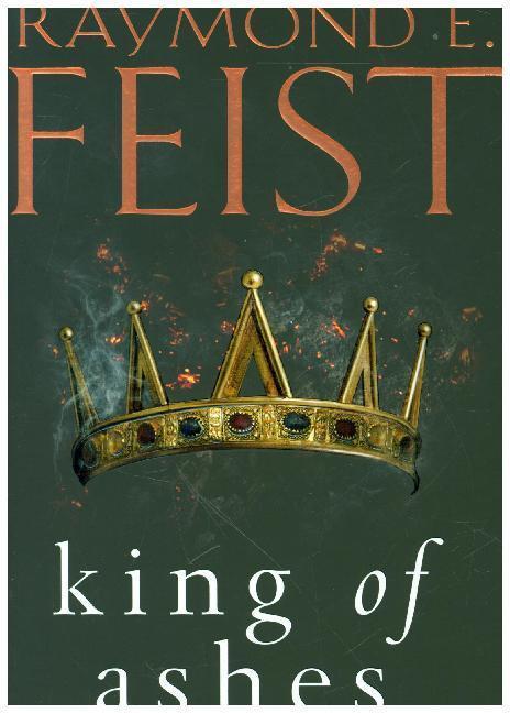 King Of Ashes | Feist, Raymond E.