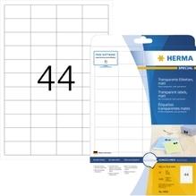 HERMA Etikett 4680 48,3x25,4mm 1100 St./Pack.