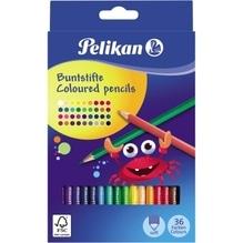 Pelikan Buntstifte BS36L 700139 Standard f. sort. 36 St./Pack.
