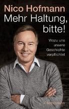 Mehr Haltung, bitte! | Hofmann, Nico