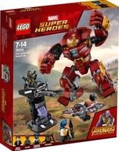 LEGO® Marvel Super Heroes 76104 Der Hulkbuster, 375 Teile