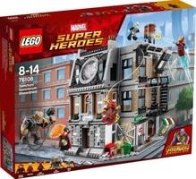 LEGO® Marvel Super Heroes 76108 Sanctum Sanctorum Der Showdown, 1004 Teile