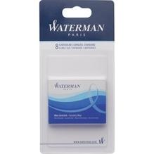 Waterman Tintenpatrone Standard S0713021 blau 8 St./Pack.