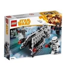LEGO(R) Star Wars 75207 Imperial Patrol Battle Pack, 99 Teile