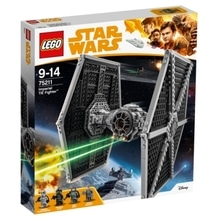 LEGO(R) Star Wars75211 Imperial TIE Fighter, 518 Teile