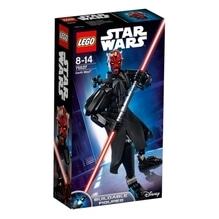 LEGO(R) Star Wars 75537 Actionfigur Darth Maul, 104 Teile
