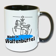 Kaffebecher - Made in Wolfenbüttel