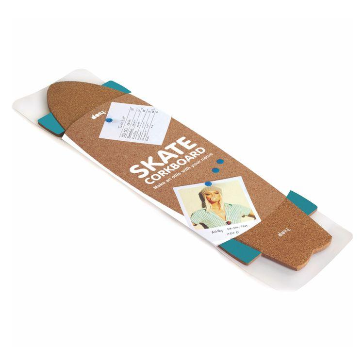 Skate Corkboard