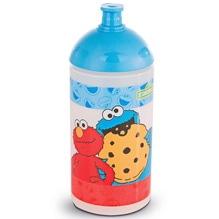 Nici Trinkflasche mit Sesamstraße 'Krümelmonster und Elmo'
