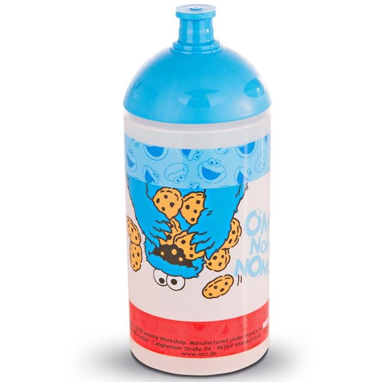 """Nici Trinkflasche mit Sesamstraße """"Krümelmonster und Elmo"""""""