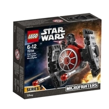 LEGO(R) Star Wars 75194 First Order TIE Fighter Microfighter, 91 Teile