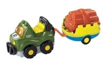 Vtech Tut Tut Baby Flitzer - Geländewagen mit Anhänger