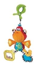 PlayGro Kinderwagenanhänger Affe