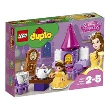 LEGO® DUPLO® 10877 Belle's Teeparty, 19 Teile