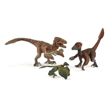 Schleich Dinosaurs 42347 Gefiederte Raptoren
