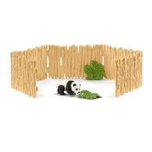 Schleich Wild Life 42429 Gehege für Pandabären