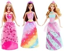 Mattel Barbie 4 Königreiche Prinzessinnen, sortiert