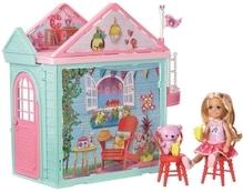 Mattel Barbie Club Chelsea Spielhaus