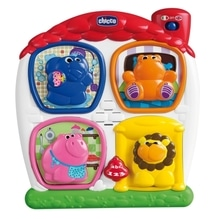 Chicco 2-In-1 Formensortier & Puzzle (D/GB)