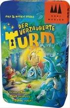Schmidt Spiele DREI MAGIER SPIELE Der verzauberte Turm Mitbringspiel in der Me