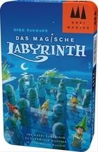 Schmidt Spiele DREI MAGIER SPIELE Das magische Labyrinth Mitbringspiel in der