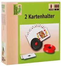 Natural Games Kartenhalter 2 Stück