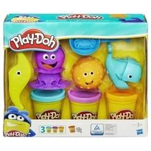 Hasbro B1378EU4 Play-Doh Unterwasser Knetwelt