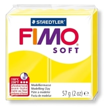 FIMO limone soft normal 57 Gramm