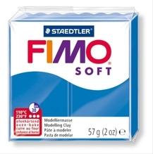 FIMO pazifikblau soft normal 57 Gramm