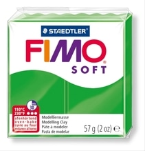 FIMO tropischgrün soft normal 57g