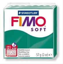 FIMO smaragd soft normal 57 Gramm