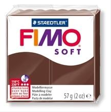 FIMO schoko soft normal 57 Gramm