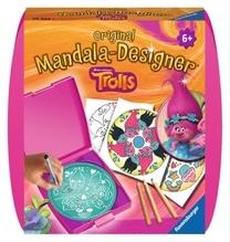 Ravensburger 299881  Mini Mandala-Designer Dreamworks Trolls