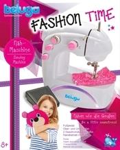 Fashion Time echte Nähmaschine für Kinder