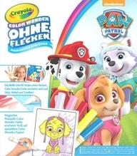 Crayola Color Wonder Paw Patrol