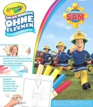 Crayola Color Wonder Feuerwehrmann Sam