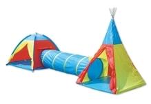 Outdoor active Abenteuer Zelt-Set