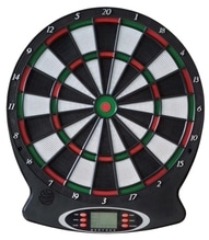 New Sports Elektronisches Dartboard, 18 Spiele